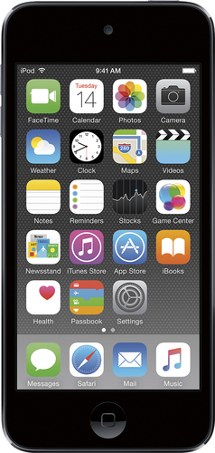 Apple - iPod touch® 16GB MP3 Player - Space Gray