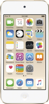 Apple - Ipod Touch® 16gb Mp3 Player - Gold