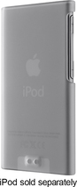 Belkin - Snap Case for 7th-Generation Apple® iPod® nano - Clear