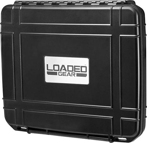 Barska - Loaded Gear HD-10 Tablet Case - Black