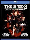 The Raid 2 (Blu-ray Disc) (2 Disc) (Unrated) (Ultraviolet Digital Copy) 2014