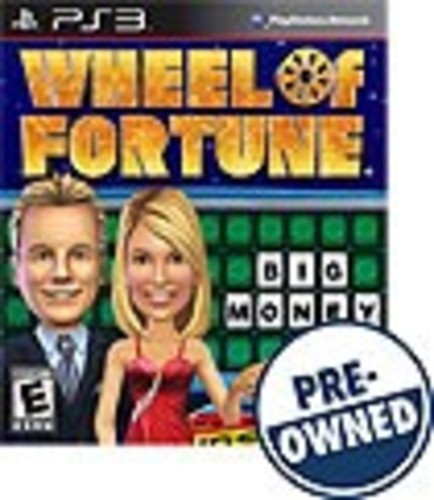Wheel of Fortune - PRE-Owned - PlayStation 3