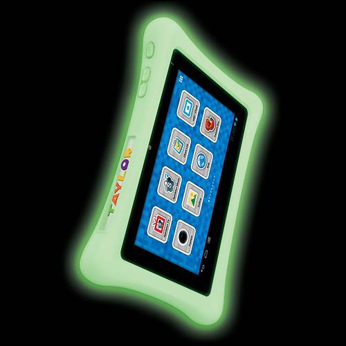nabi - Bumper Case for nabi 2 Tablets - Glow In The Dark
