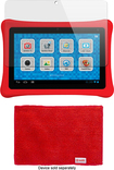 nabi - Screen Protectors for nabi 2 Tablets (2-Pack) - Red