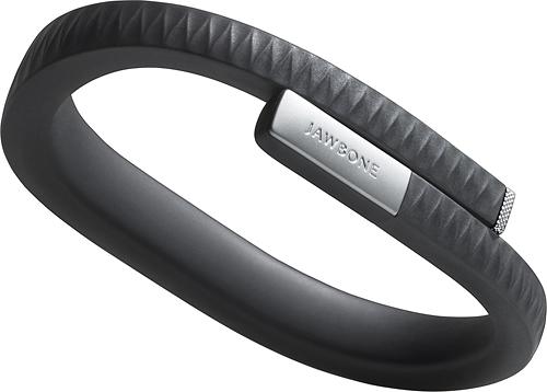 Jawbone - UP Wristband (Medium) - Onyx
