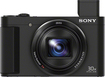 Sony - DSC-HX90V 18.2-Megapixel Digital Camera - Black