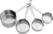 Cuisinart - Measuring Cups - Stainless-steel 6950033