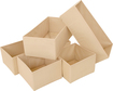 South Shore - Drawer Organizers - Brown