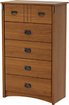 South Shore - Tryon 5-Drawer Chest