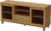 "South Shore - Adrian TV Stand for Flat-Panel TVs Up to 60"" - Honeycomb"
