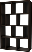 South Shore - Reveal Shelving Unit - Chocolate