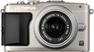 Olympus - PEN E-PL5 Mirrorless Camera with 14-42mm Lens - Silver