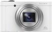 Sony - DSC-WX500 18.2-Megapixel Digital Camera - White