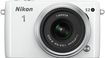 Nikon - 1 S2 Mirrorless Camera with 1 NIKKOR 11-27.5mm f/3.5-5.6 Lens - White