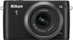 Nikon - 1 S2 Mirrorless Camera with 1 NIKKOR 11-27.5mm f/3.5-5.6 Lens - Black