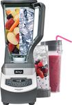 Ninja - Professional 3-Speed Blender - Stealth Metallic Gray