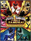 Power Rangers Super Samurai: The Complete Season (dvd) 6958114