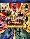 Power Rangers Super Samurai: The Complete Season [blu-ray] 6958132