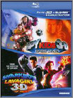 Spy Kids 3-D/Adventures of Shark Boy and Lava Girl (Blu-ray 3D) (Eng/Spa)