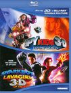 Spy Kids 3-d: Game Over/the Adventures Of Sharkboy And Lavagirl 3-d [2 Discs] [3d] [blu-ray] (blu-ray 3d) 6958266