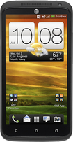 HTC - One X+ 4G Cell Phone - Black
