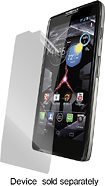 ZAGG - InvisibleSHIELD HD for Motorola DROID RAZR HD and MAXX HD Mobile Phones