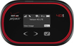 Novatel - Verizon Jetpack MiFi 5510L 4G LTE Mobile Hotspot - Black/Red (Verizon Wireless)