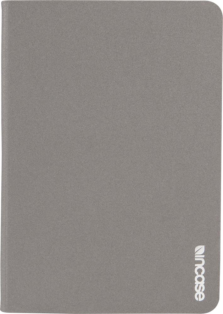 Incase - Book Jacket Slim Case for Apple® iPad® mini, iPad mini 2 and iPad mini 3 - Charcoal