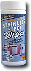 Universal - Stainless-Steel Cleaning Wipes