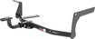 CURT - Class 1 Receiver Hitch for Select Volkswagen Vehicles - Black