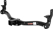 CURT - Class 3 Receiver Hitch for 2000-2006 Ford Explorer Sport Trac Vehicles - Black