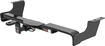 CURT - Class 1 Receiver Hitch with Old Ball Mount for 2004-2009 Toyota Prius Vehicles - Black