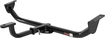CURT - Class 1 Receiver Hitch with Old Ball Mount for 2003-2013 Toyota Corolla Sedan Vehicles - Black