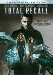 Total Recall [includes Digital Copy] [ultraviolet] (dvd) 6967412
