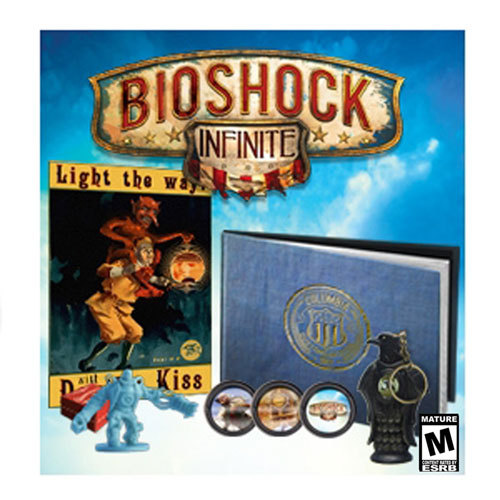 PS3-BIOSHOCK INFINITE...