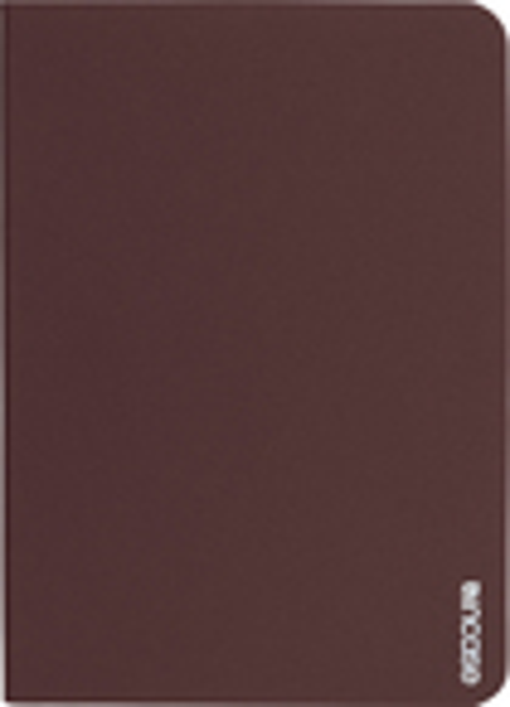 Incase - Book Jacket Slim Case for Apple® iPad® Air 2 - Wine