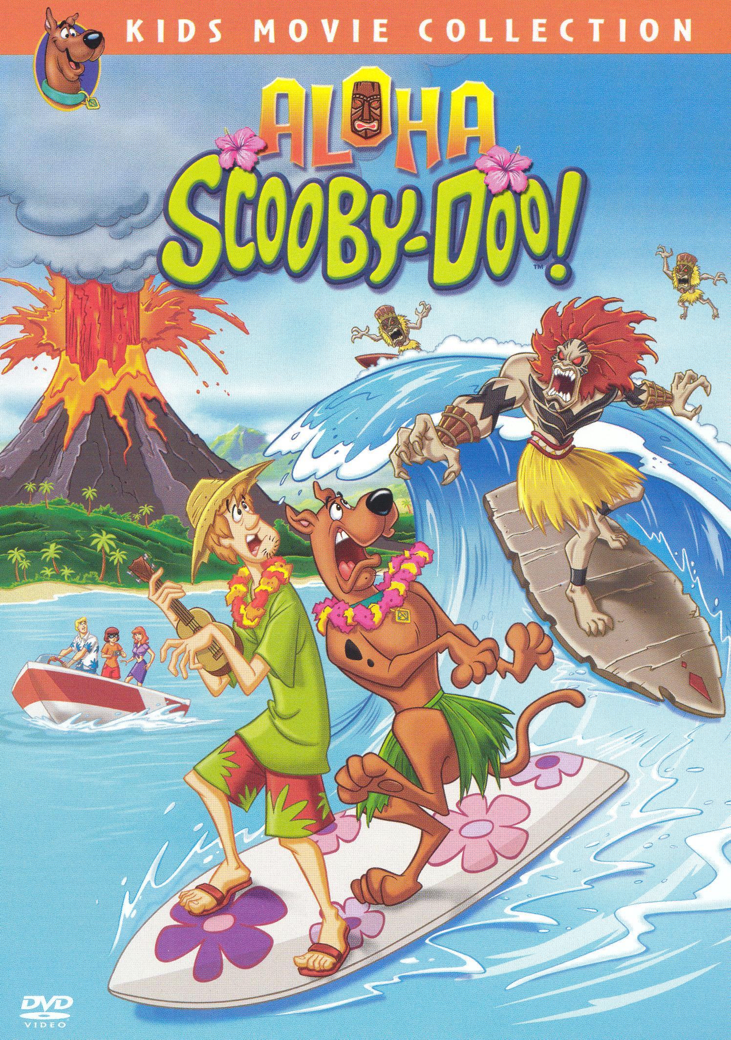 Scooby-doo!: Aloha Scooby-doo! (dvd) 6974376