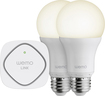 Belkin - WeMo LED Lighting Starter Set - Warm White