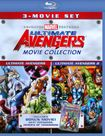Ultimate Avengers Movie Collection [2 Discs] [blu-ray] 6982221