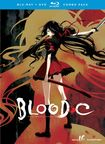 Blood-c: The Complete Series [4 Discs] [blu-ray/dvd] 6983046