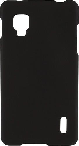 Rocketfish™ - Hard Shell Case for Sprint Optimus G Mobile Phones - Black