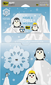 Best Buy GC - $50 Penguin Chill Holiday Gift Card