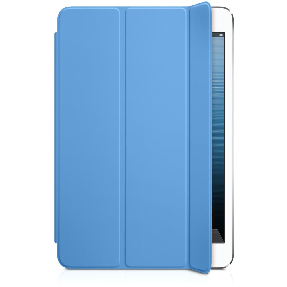 Apple® - Smart Cover for Apple iPad® mini - Blue