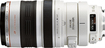 Canon - EF 100-400mm f/4.5-5.6L IS USM Telephoto Zoom Lens - White