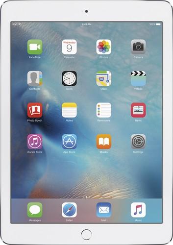 Apple - Geek Squad Certified Refurbished Air 2 Wi-Fi 64GB - Silver