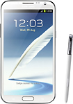 Samsung - Galaxy Note Ii Cell Phone (unlocked) - White