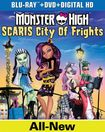 Monster High: Scaris City Of Frights [2 Discs] [blu-ray/dvd] 6991199
