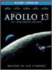 Apollo 13 (Blu-ray Disc) (Anniversary Edition) (Ultraviolet Digital Copy) 1995