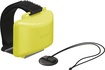 Sony - Flotation Device for Sony Action Cam - Yellow