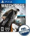Watch Dogs - PRE-OWNED - PlayStation 4
